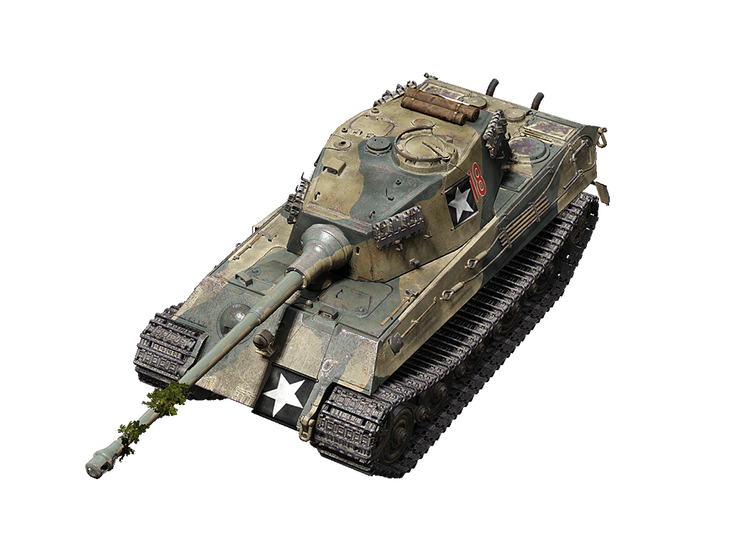 A801 PzVIB Tiger II