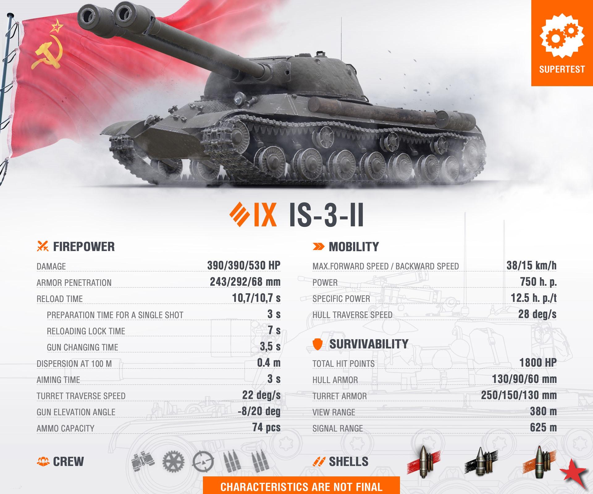 IS-3-II