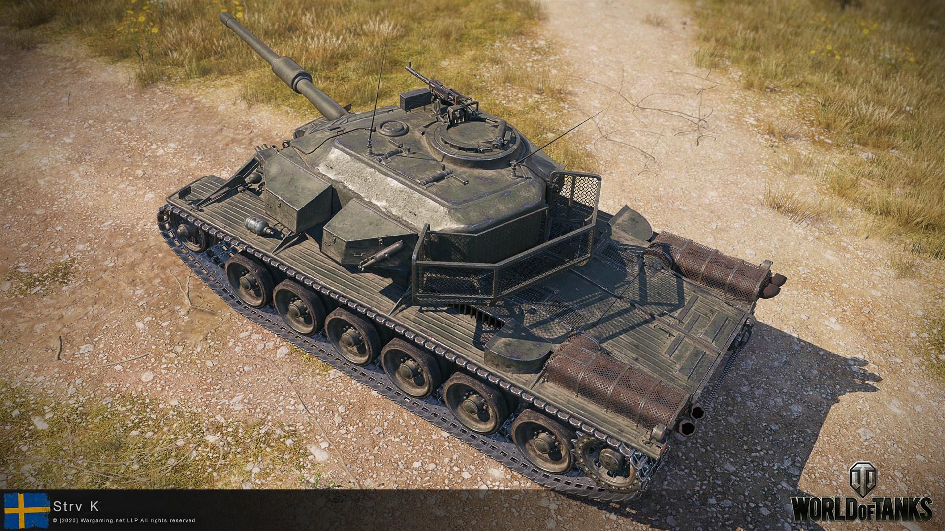 STRV K 006
