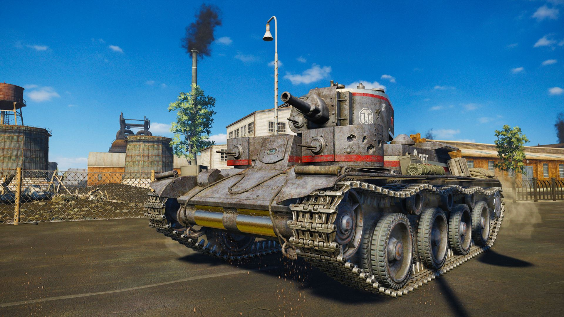 WG WoTC T-29 Screenshot 07