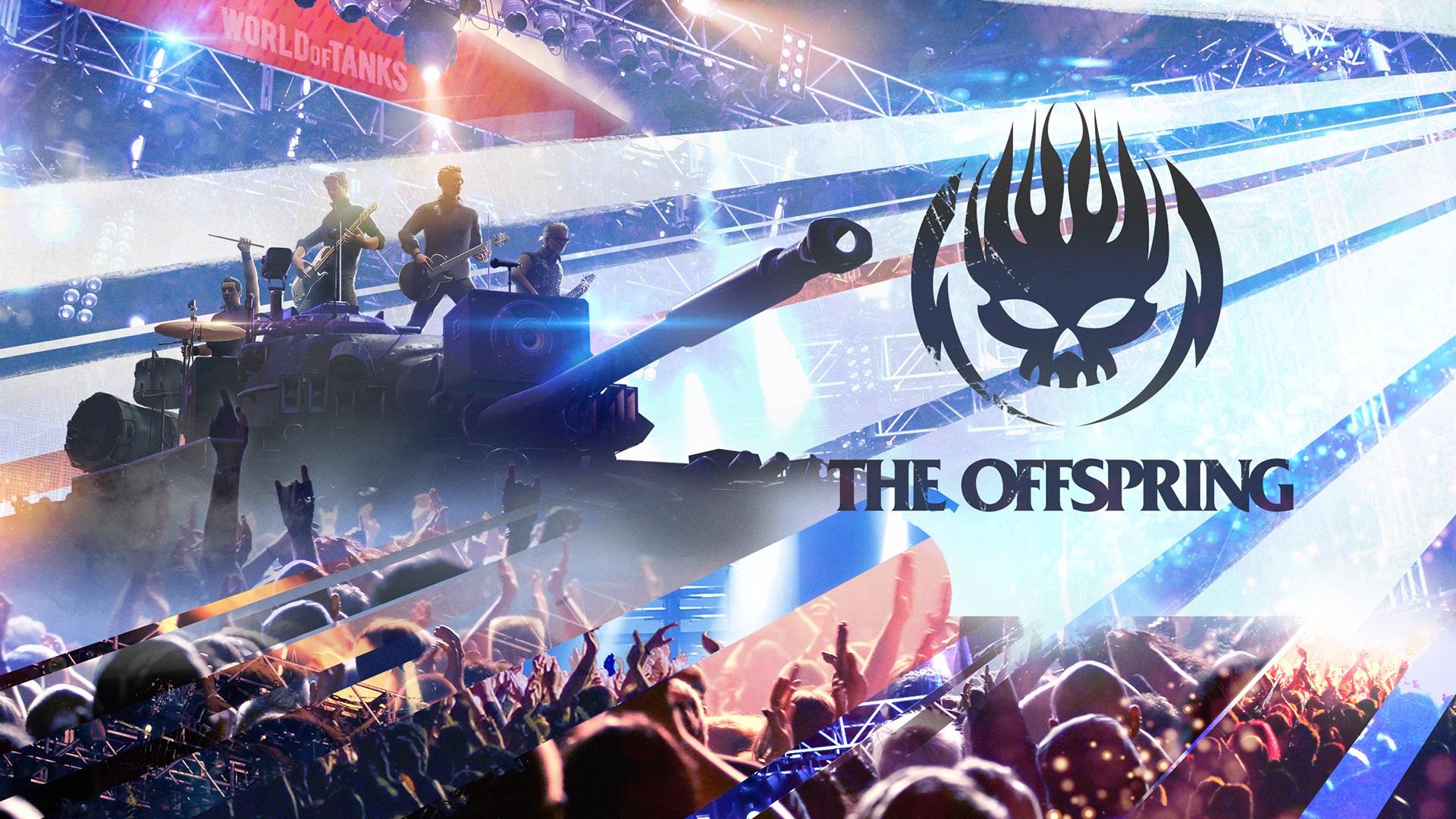 WOT Key Art Ingame Concert The Offspring (1)