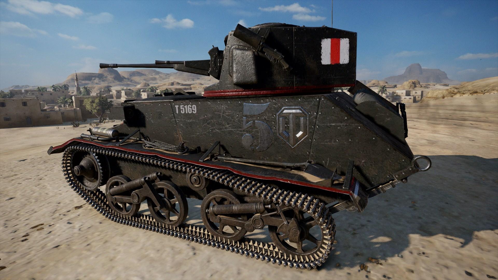 WoTMercenaries Steadfast(Tier II-LightTank) Screenshot3