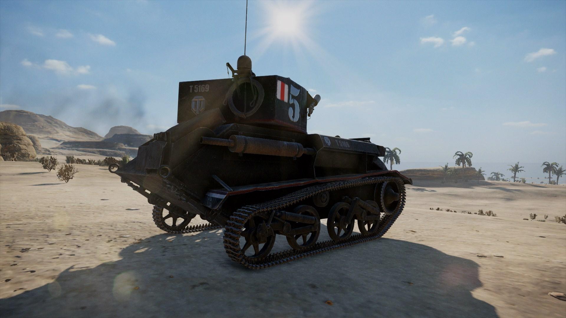 WoTMercenaries Steadfast(Tier II-LightTank) Screenshot4