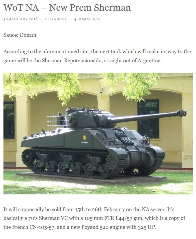 Armoredpatrol Sherman