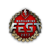 Medal Wg Fest 2017