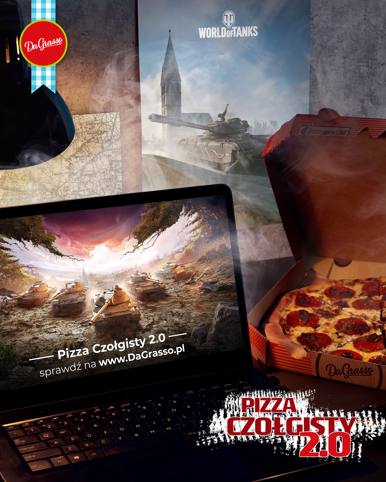 Pizza Czolgisty 2