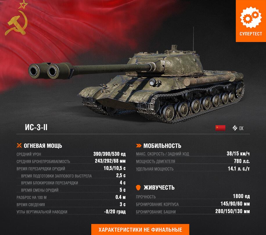 Portal New Tanks Is-3-ii Grey