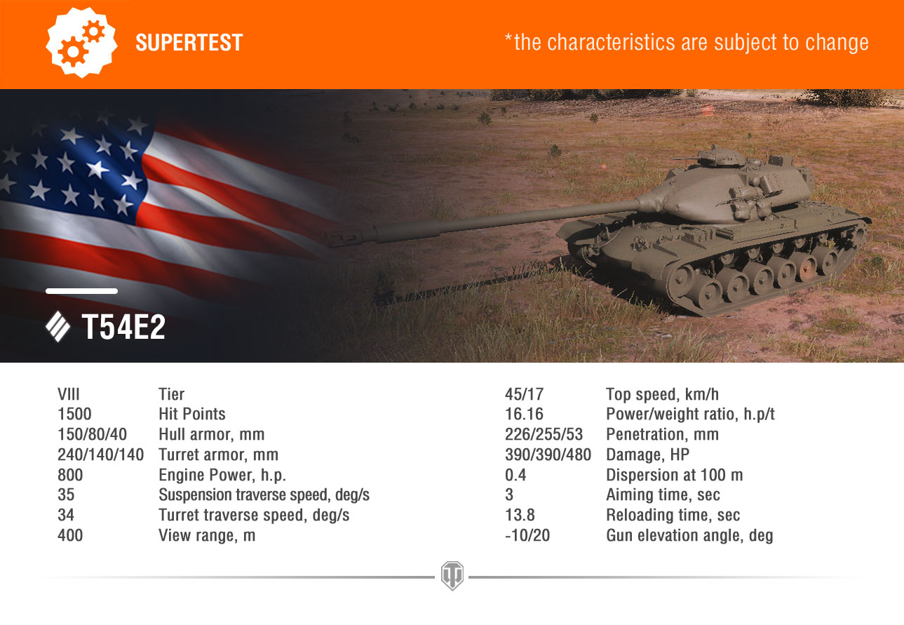 Supertest-T54E2 EN